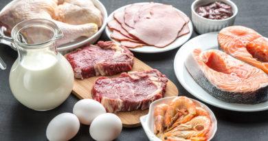 Spis dig mæt på en proteinkur