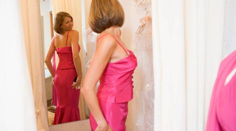 Stram kjole