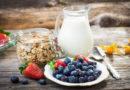 Sund morgenmad kan ses på vægten