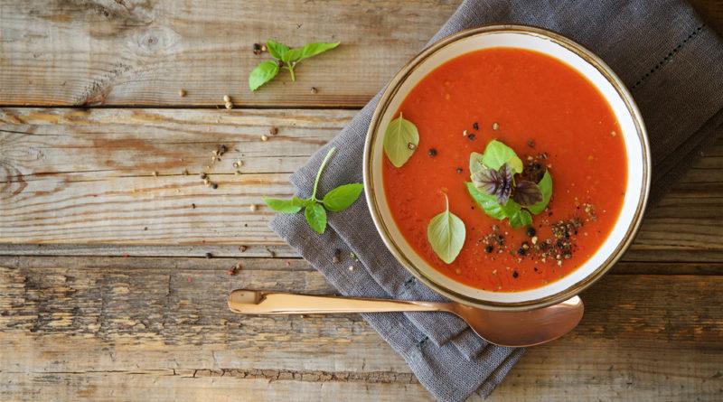 Tab otte kilo på en uge med slankesuppe